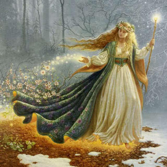 【遠隔】女神アバンダンティア、DANA,フレイアのアチューンメントコース