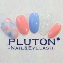 【All! Off Free & Care] Tai Dai Nail (color change available ♪) | PLUTON (pluton) | Last-minute booking service Popcorn