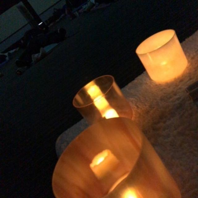 クリスタルボウル&コシチャイムの音瞑想  60分