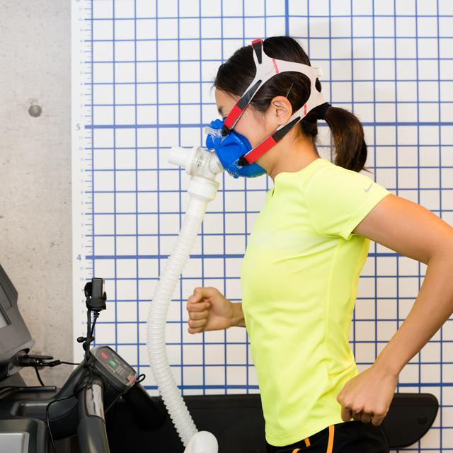 VO2MAX測定(最大酸素摂取量) + 機能的動作評価