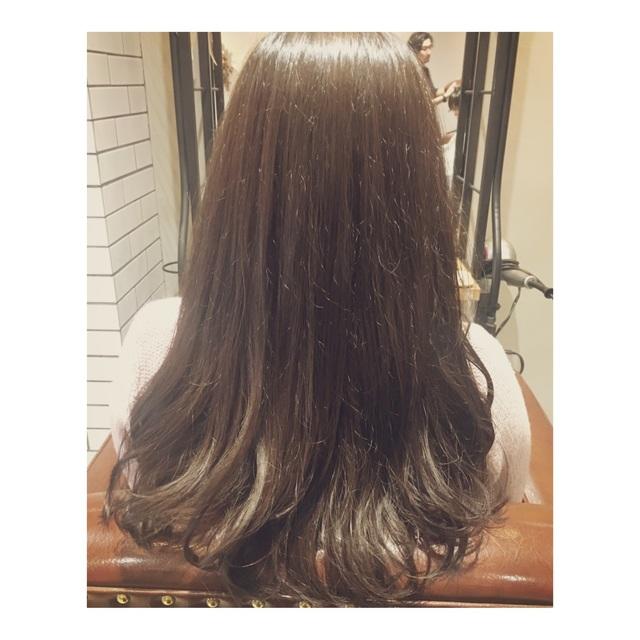 カット+カラー+デジタルパーマ+髪質改善Tr 炭酸付【¥14,020OFF】-自由が丘- | AUQWA(アウクワ) | 当日予約・直前予約 ポップコーン