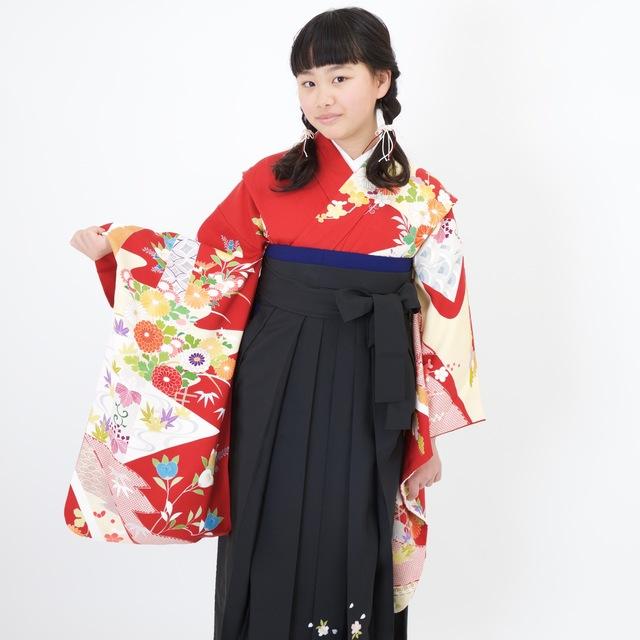 卒業式【小学生袴】