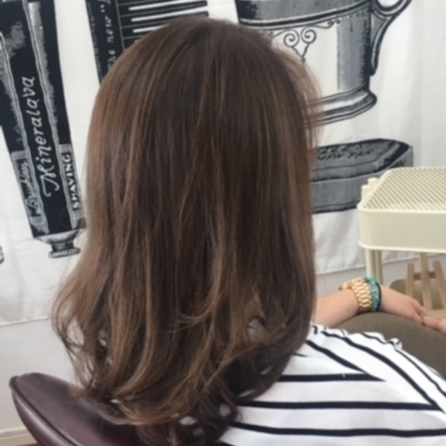 【Popularity No.1】 Cut + Illumina color | Beauty Studio CRAFT (Beauty Studio Craft) | Last-minute booking service Popcorn