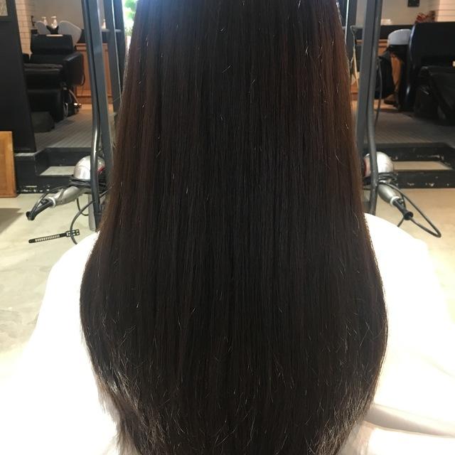 カット+髪質改善ストレート(炭酸泉スパ付)【¥10,530 OFF】-自由が丘- | AUQWA(アウクワ) | 当日予約・直前予約 ポップコーン