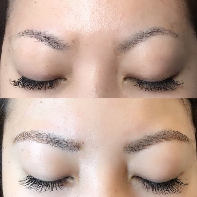 Antibacterial eyelash extension 100 pieces + eyebrow extension 60 minutes unlimited (including eyebrow design) | PUTTO omotesando (put Omotesando) | Last-minute booking service Popcorn