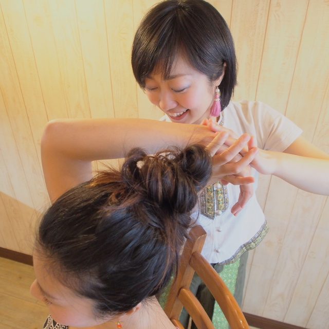 セルフケアアドバイス 150分21600円(本八幡サロン・女性限定)