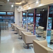 Cut only | CubicHair Toyocho Station front shop | Last-minute booking service Popcorn