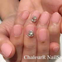 Gel nail replacement | ChaleuR NailSalon | Last-minute booking service Popcorn