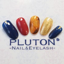 【All! Off Free & Care】 Tortoise Nail (change color ♪) | PLUTON (pluton) | Last-minute booking service Popcorn