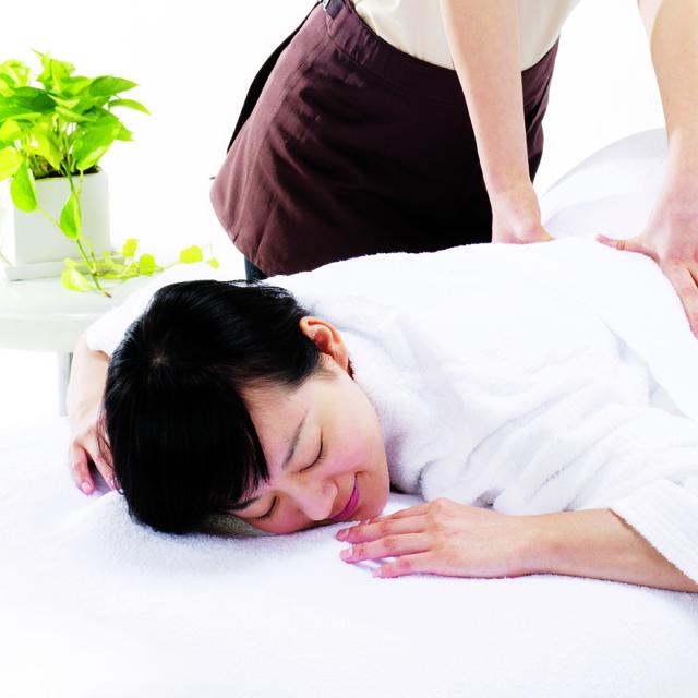 Body Massage 40min./全身マッサージ 40分