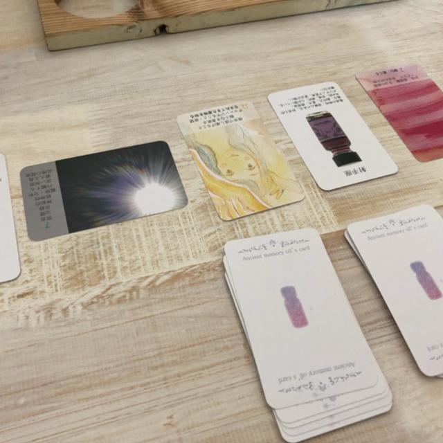 メモリーオイルセッションカード占い10分500円