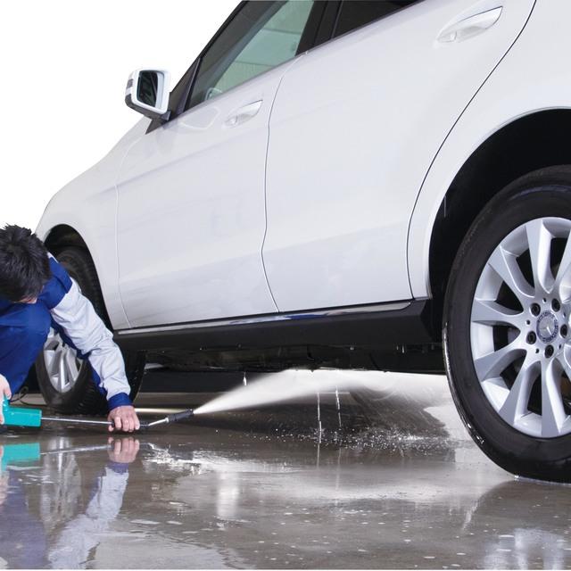手洗い洗車コース+その他商品
