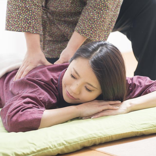 シングル:癒指圧 iyashishiatsu 基本コース90分