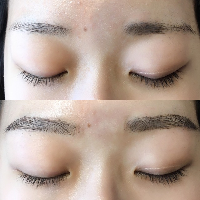 [4W Limited Revisited] Eyebrow Styling + Eyebrow Extension フ ル Full》   PUTTO omotesando (put Omotesando)   Last-minute booking service Popcorn