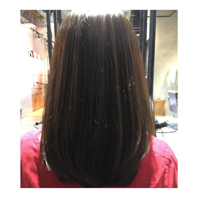 リタッチカラー+髪質改善TR(炭酸泉付)【¥7,480 OFF】-自由が丘- | AUQWA(アウクワ) | 当日予約・直前予約 ポップコーン