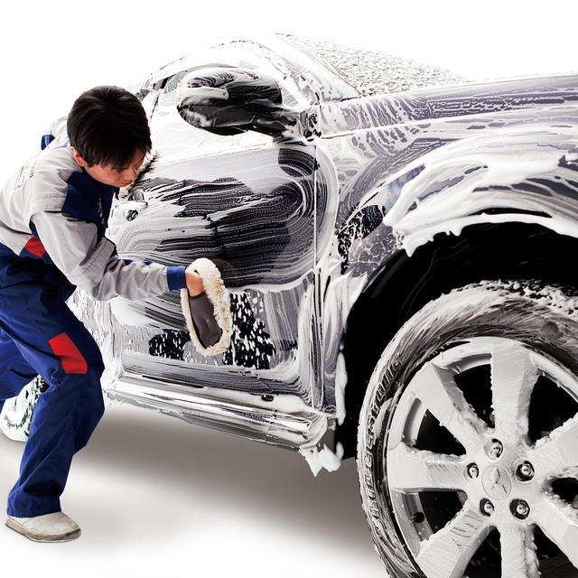 純水手洗い洗車コース