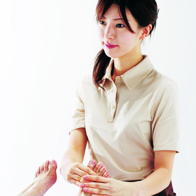 Footcare massage 50min./フットケア 50分