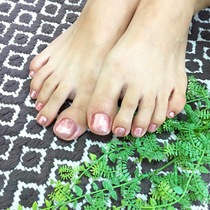 【All / including off care】 Special course before summer ★ One color or mirror + special horny treatment ★ | Kain (Cain) [nail] Meguro Station walk 30 seconds | Last-minute booking service Popcorn