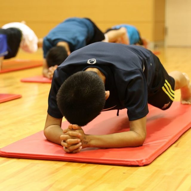 〈キッズ〉単日トレーニング