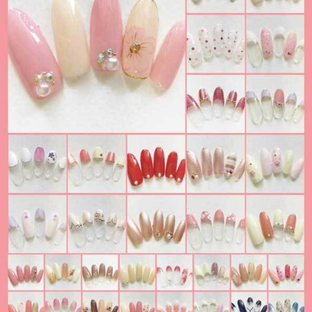 500 kinds with all art Gel nail 3980 yen If it is now in review Reviews off half price separately | Nakameguro Nail 3980 yen Another store off is 1000 yen, Yamameidori just after Nakameguro Station. | Last-minute booking service Popcorn