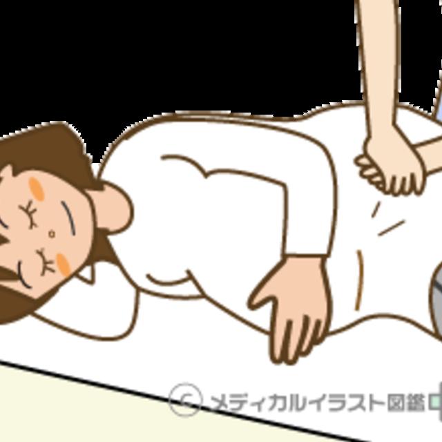 マタニティ指圧マッサージ/60分