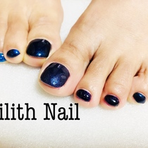 【Off Foot Gel】 Without Art One color | Lilith Nail | Last-minute booking service Popcorn