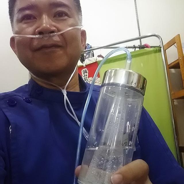 アンチエイジング 高濃度水素ガス吸入 60分