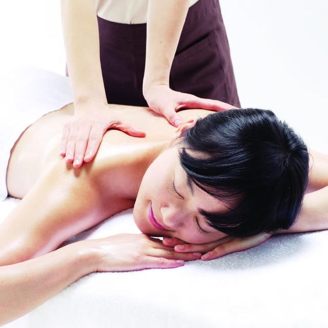 Aromatic oil Massage 60min./アロマオイルマッサージ60分