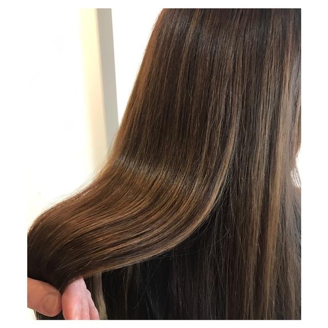 髪質改善トリートメント(炭酸泉付) 【¥5,220 OFF】-自由が丘- | AUQWA(アウクワ) | 当日予約・直前予約 ポップコーン