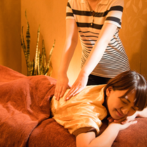 [100 minutes] whole body glue pepper + foot soles + head massage | Ilong relaxation Shinjuku east exit shop | Last-minute booking service Popcorn