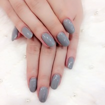 【Shellac Off Free】 Shellac 1 Color Course | Nail Kcloe (nail Chloe) Nihonbashi | Last-minute booking service Popcorn