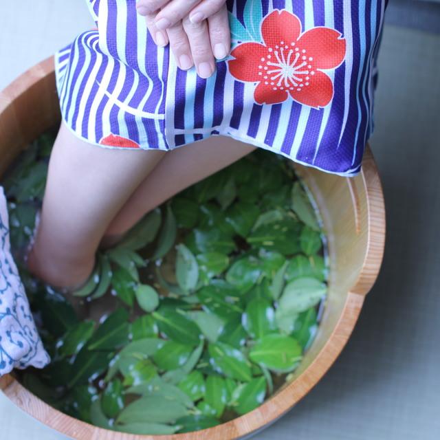 ●2名様 禅 茶树叶足浴   30分