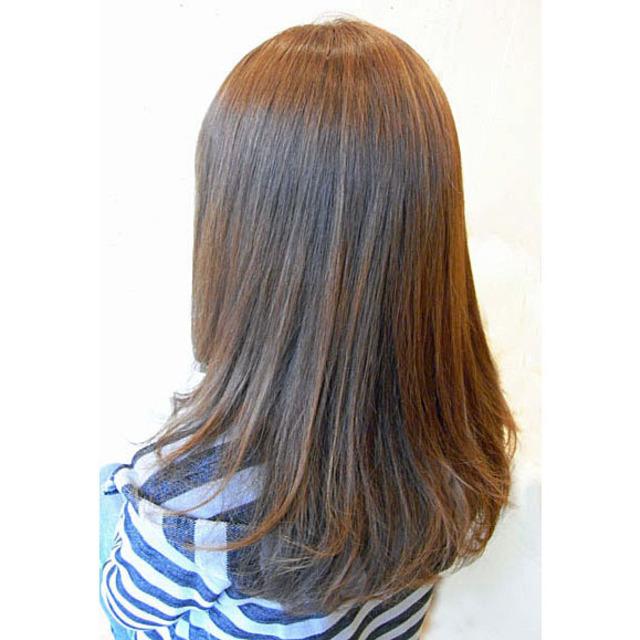 ♡ツヤサラ収まりの良い髪に♡前処理トリートメントスチーム付+髪質改善キューティクルエステ+カット&ブロー込 | Cut of shu(カットオブシュウ) | 当日予約・直前予約 ポップコーン