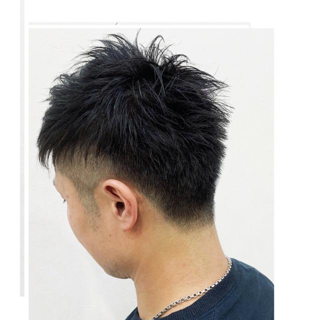 Only cut part of men's cutting + eyebrow cut service | Absoluk Ebisu (Av sotsk) | Last-minute booking service Popcorn