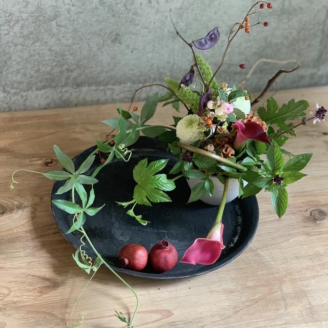 10月プラセール1dayレッスン(生花レッスン)