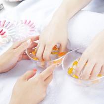 ♡ Manicure course ♡ | Nail Kcloe (nail Chloe) Nihonbashi | Last-minute booking service Popcorn