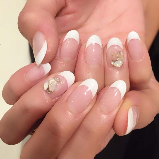 Gel nail | ChaleuR NailSalon | Last-minute booking service Popcorn