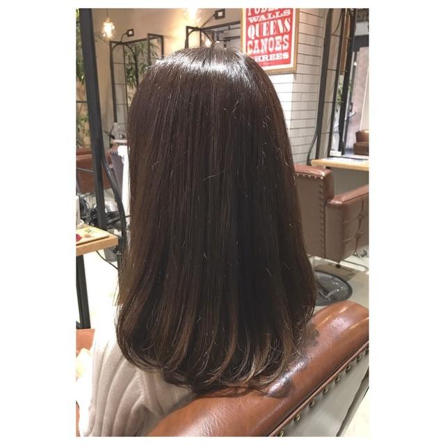 カット+カラー+髪質改善ストカール(炭酸泉付)【¥18,250 OFF】-自由が丘- | AUQWA(アウクワ) | 当日予約・直前予約 ポップコーン