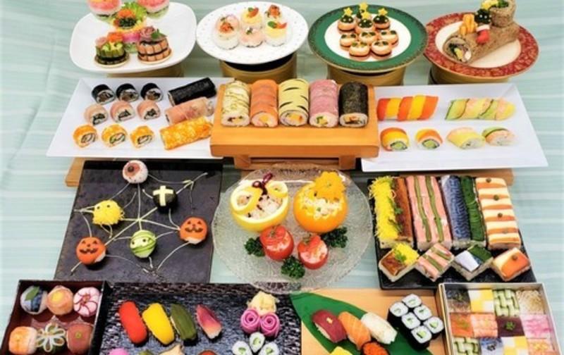 12カ月のおもてなし寿司講座10回券/JSIA 寿司インストラクター協会