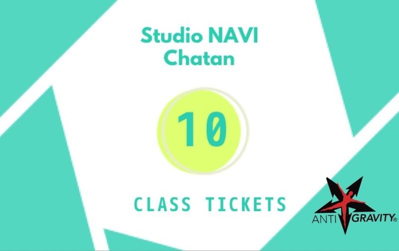 10回回数券(10 Class Tickets)