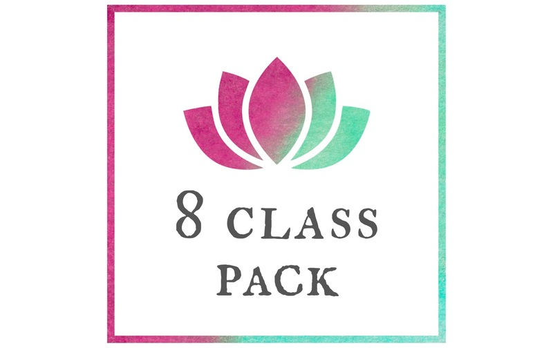 8 class pack