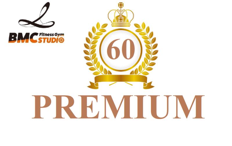 プレミアム定期パーソナルコース ー月4回(60分/回)ウェア・タオル・プロテイン付