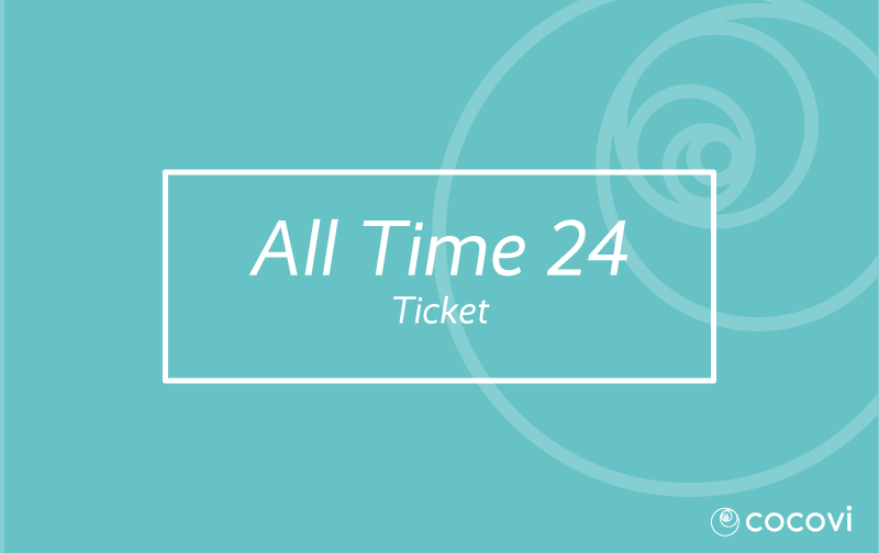 All Time 24 ticket