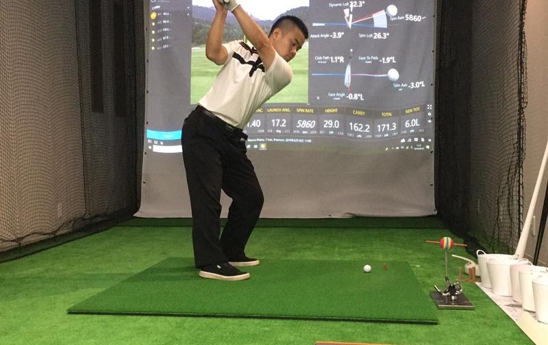 シルバー会員・月4回ゴルフ練習60分+24hジム