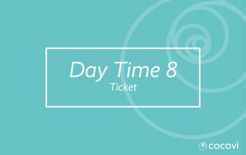 Day Time 8 ticket