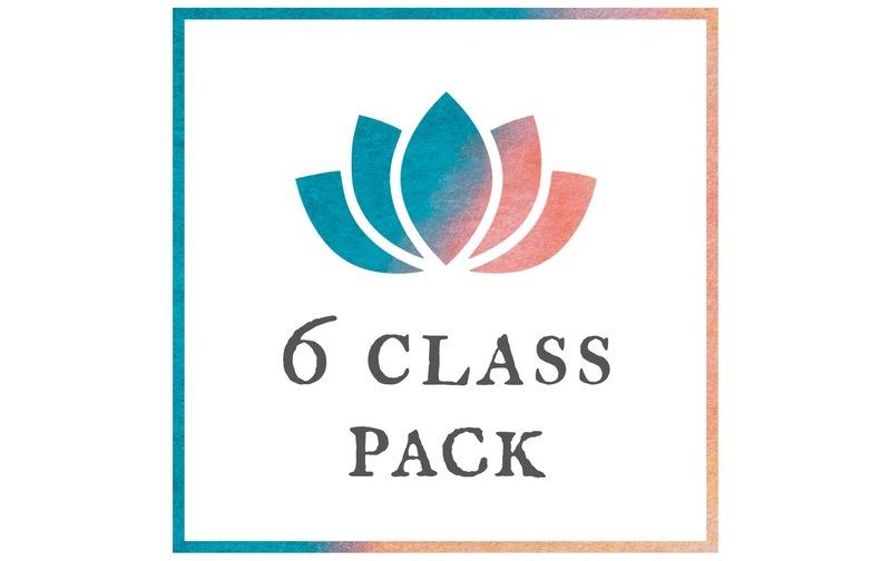 6 CLASS PACK