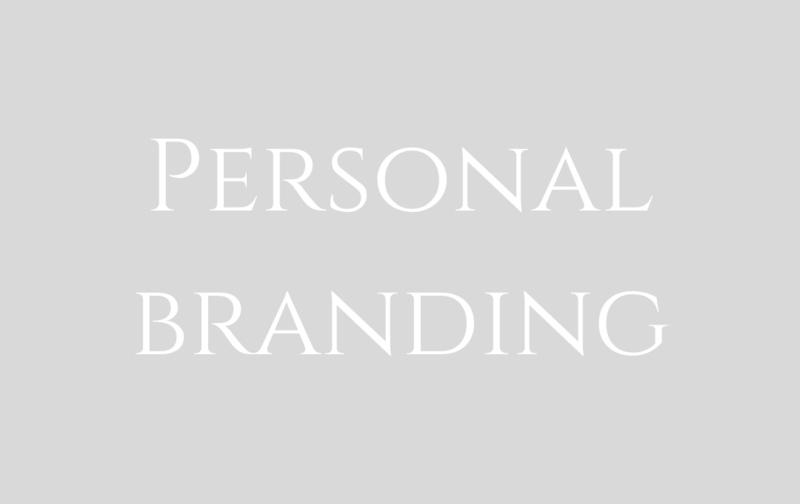 Personal Branding 【Monthly】