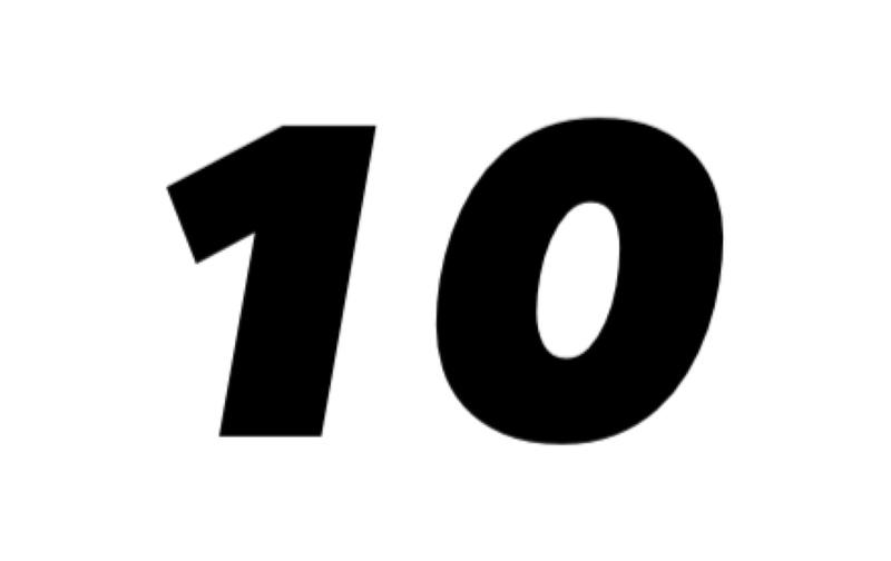 10回コース