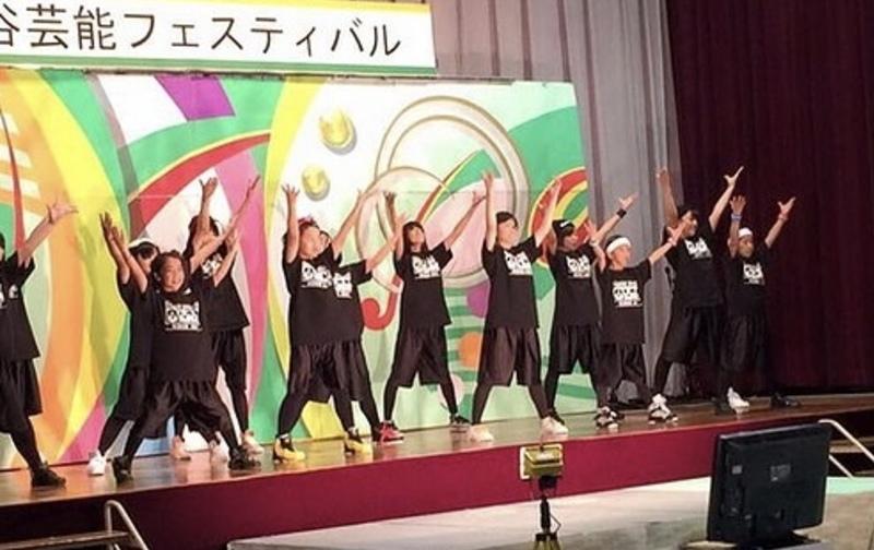 ERiCA Kids Dance Class