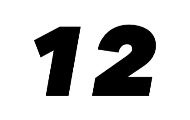 12回コース